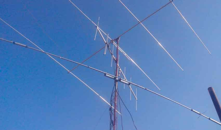 """Capacitación On Line: """"Líneas de transmisión y antenas"""""""