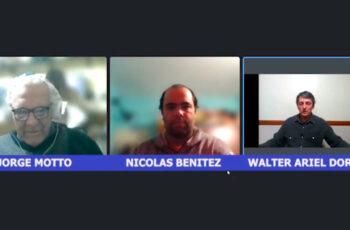 """Entrevista en """"CICLO DE PROTAGONISTAS"""""""